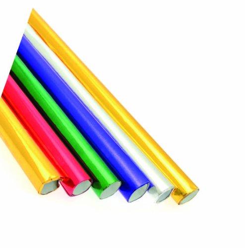 creativity-international-papel-con-revestimiento-de-aluminio-para-manualidades-6-unidades-50-x-70-cm
