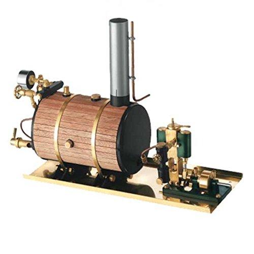 Victor-Dampfmaschine-liegender-Kessel-kpl-l