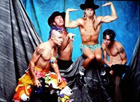 Image of Red Hot Chili Peppers