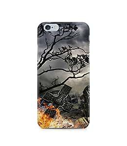 iKraft Designer Back Case Cover for Apple iPhone 6