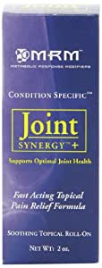 MRM Roll On (Joint Synergy +) Net Wt: 2 Oz.