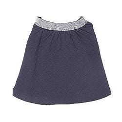 Pumpkin Patch Girls' Skirt (9400044684203_Black Ink_5 - 6 Years)