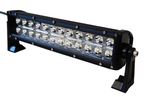 72w Light bar LED Cree spot beam 12