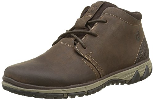 Merrell All Out Blazer North, Stivali Chukka Uomo, Marrone (Clayclay), 43.5 EU