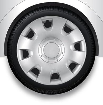 """Radzierblenden Radkappen Radabdeckung 15"""" Zoll #57 ABS von ZentimeX auf Reifen Onlineshop"""