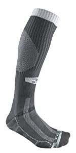 Sugoi Unisex R + R Knee High Socks (Alloy, X-Small)