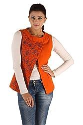 Owncraft orange wool jacket