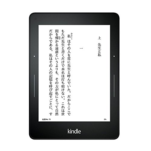Wi-Fi the Voyage of Kindle and campaign information with models, e-book reader