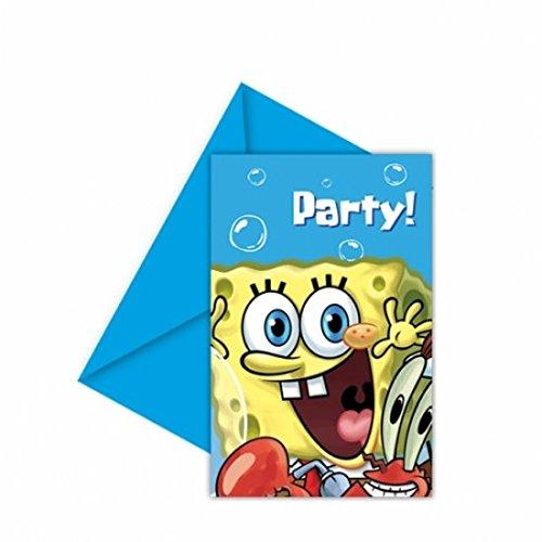 invites-lic-spongebob-squarepants-pk6