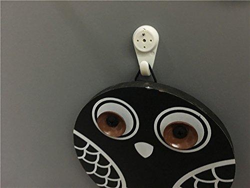 TOTO American Retro gufi creative personalità decorazione gancio Metope parete cappotto (11.5 * H15.5cm) ( colore : #4 )