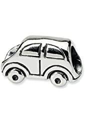 Reflections Sterling Silver Car Bead / Charm