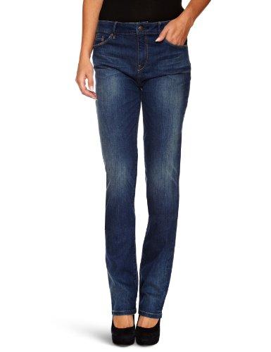 Esprit N29D64 Straight Women's Jeans Misty Vintage Wash W31INxL34IN