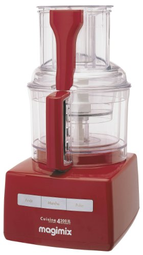 Magimix 18432XL Food processor in Red