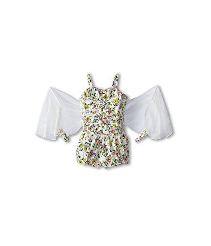 [ステラマッカートニー] Stella McCartney Kids ガールズ Bonnie Floral Romper w/ Wings (Toddler/Little Kids/Big Kids) ロンパース Floral 3T (Toddler) [並行輸入品]
