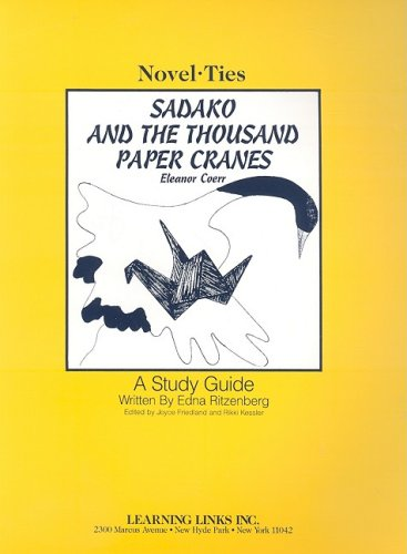 sadako and the thousand paper cranes summary Page 7 of 8 sadako and the thousand paper cranes © hampton-brown pages 36–48 respond to chapters 6–7 cause and effect chart review what happened in the chapters add new causes and effects to your chart on journal page 4 think it over write the answers to these questions 1 personal response everyone tried to help sadako.