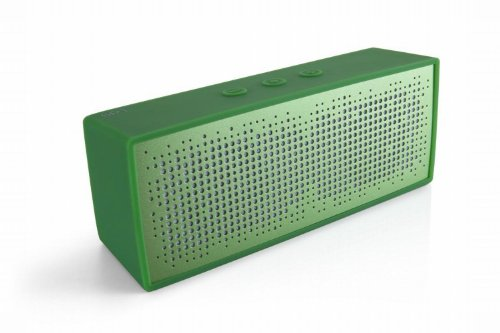 A M P Sp1 Portable Bluetooth Speaker Green Auto Audio Device