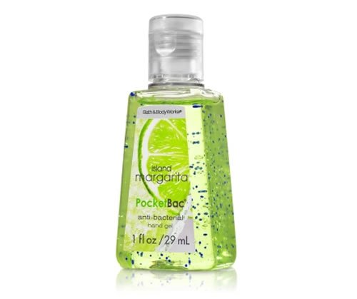 バス&ボディワークス ハンドジェル 29ml アイランドマルゲリータ Bath&Body Works AntiーBacterial PocketBac Sanitizing Hand Gel Island Margarita