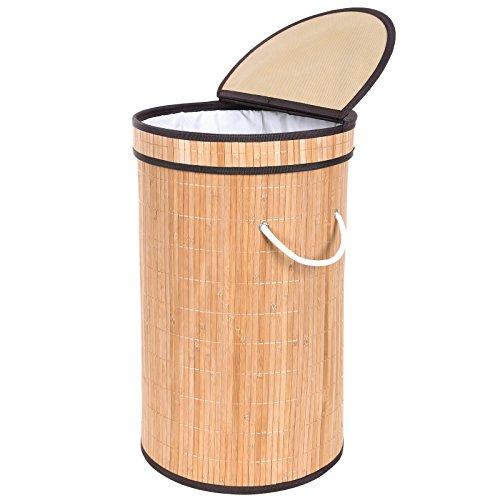 songmics-66-l-cesto-de-bambu-para-la-colada-redondo-color-marron-claro-canasta-para-lavanderia-plega