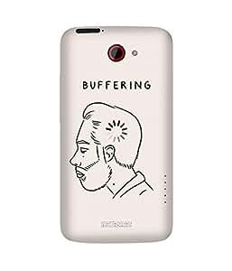 Buffering HTC One X Case