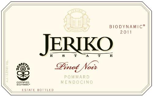 2011 Jeriko Estate Pinot Noir Pommard Clone 750 Ml