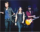 Lady Antebellum Hillary Scott Live Country Rock Music 10x8 Photograph Picture