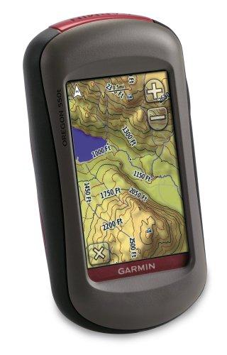 Garmin Oregon 550T Handheld GPS System