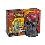 Mega Bloks Pirates of the Caribbean 3 - Buccaneers Hideout Skull