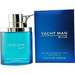 Myrurgia Mens Yacht Man Blue 3.4-oz. Eau de Toilette Cologne