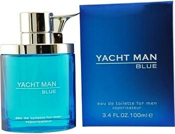 Myrurgia Yacht Blue Mens Eau de Spray