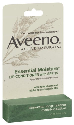 Aveeno Essential Moisture Lip Conditioner  SPF