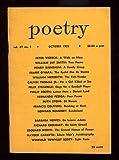 Poetry October 1955