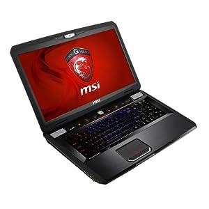 MSI G Series GT70 2OC-408US 17.3-Inch Laptop (Black)
