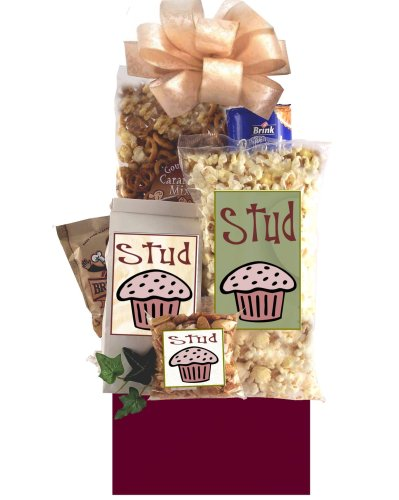Stud Muffin Gift Basket for Man