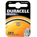 Button cell silver oxid-watch batteries1 pcs blister SR 621/ D 364 / SR 60 Duracell 1BL