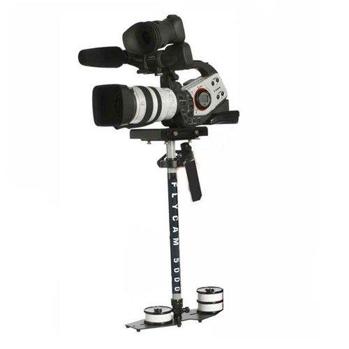 Flycam 5000 Camera / Camcorder Professional Action Stabilizer Steadycam for Dslr Cameras (upto 8 pounds)