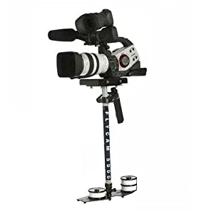 DVC 17929 Flycam 5000 Professional Action Stabilizer Steadycam for Dslr Cameras/Camcorders (Black)