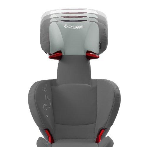 maxi cosi rodifix booster seat steel grey baby shop. Black Bedroom Furniture Sets. Home Design Ideas