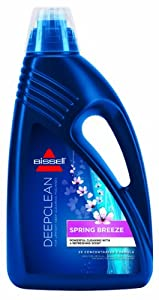 BISSELL 2X Spring Breeze Full Size Machine Formula, 60 ounces, 26V2A