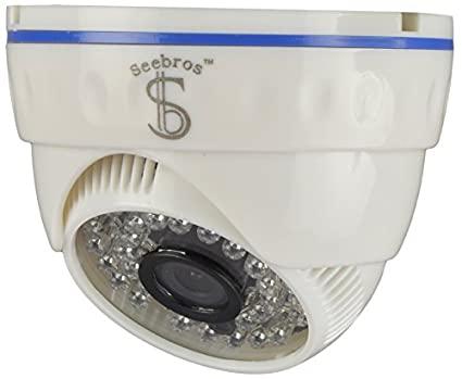 Seebros-AC-1301-36IR-Dome-CCTV-Camera