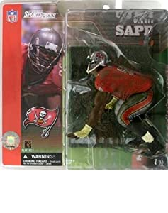 McFarlane Toys NFL Sports Picks Series 1 Action Figure Warren Sapp (Tampa Bay... by Unknown