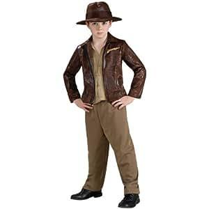 Halloween Costumes Kids Indiana Jonesvie Costume M Boys Medium (5-7 years)