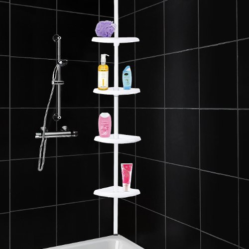 4-tier-adjustable-shelf-bathroom-organiser-corner-shower-shelf-caddy-holder-70cm-245cm