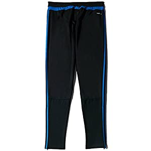 adidas Performance Men's Tiro Training Pant, Large, Black/Air Force Blue/Black