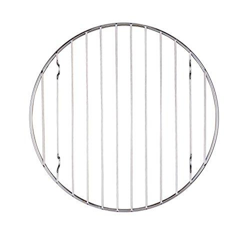 Mrs. Anderson's Baking Professional Round Baking and Cooling Rack, Heavyweight Chrome, 6-Inches (Small Round Oven Rack compare prices)