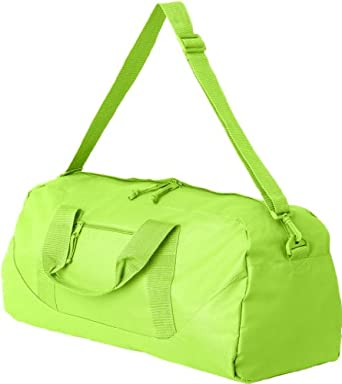 Liberty Bags - Recycled Large Duffle - 8806 - One Size - Safety Green