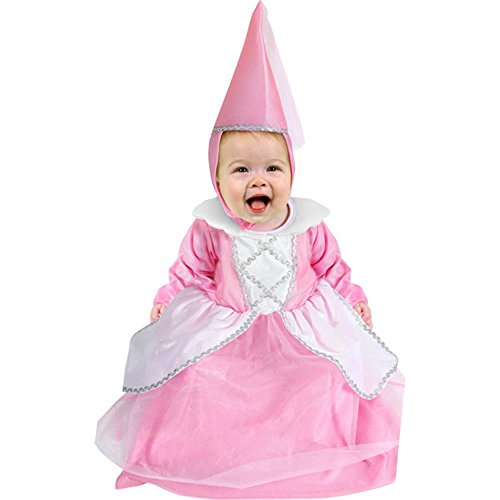 Infant Baby Girl Princess Costume (Sz: 6-12Months)