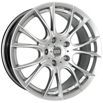 Enkei AMMODO Hyper Silver (17&#215;7.5 +38 5&#215;100)