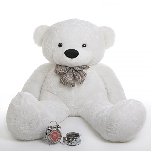 Plush polar bear toys