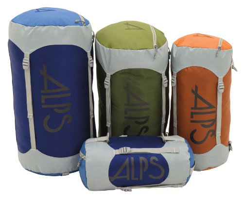 ALPS Mountaineering Compression Sleeping Bag Stuff Sack (Extra Large)(Assorted Color)