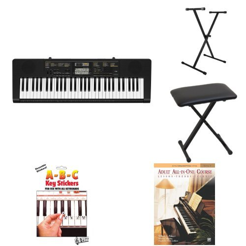 casio-ctk2400-61-key-portable-keyboard-beginner-bundle-with-stand-bench-instruction-book-and-keyboar